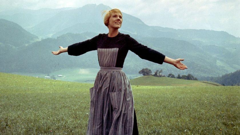 I'm So Glad Julie Andrews Swears